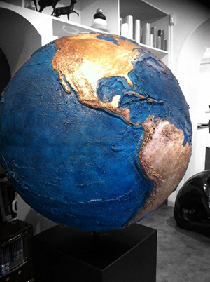 terre bronze creaform